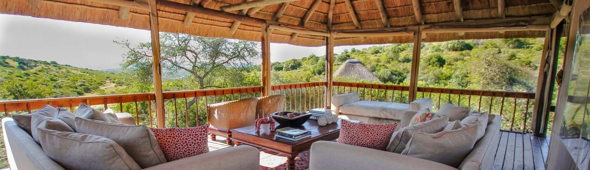 Bukela Game Lodge Amakhala Game Reserve View Point